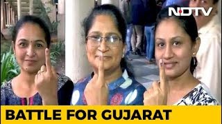 Gujarat Elections 2017 | Voting For 89 Seats Starts In Phase 1 - NDTVINDIA