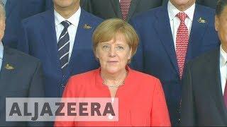 German election: Angela Merkel favourite to win fourth term - ALJAZEERAENGLISH