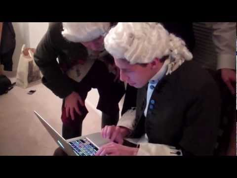 Founding Fathers Everyday I'm Shuffling – Goose