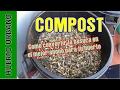 Cómo reciclar la basura y convertirla en COMPOST, abono ecológico. Huerto urbano.