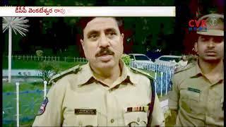 Hyderabad Police Conducts Cordon Search Operation in Kukatpally | Siezes 20 Bikes,2 Autos | CVR News - CVRNEWSOFFICIAL