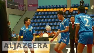 Malaysia hosts 29th South East Asian Games - ALJAZEERAENGLISH