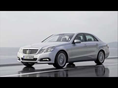 Mercedes-Benz E350 (HD)