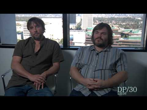 DP/30: Bernie, co-writer/director Richard Linklater, actor Jack Black