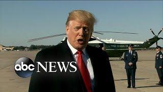 Trump concerned Washington Post columnist Jamal Khashoggi might be dead - ABCNEWS