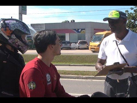 TV Costa Norte - Diretoria de Trânsito faz Campanha aos Motociclistas