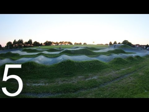 Webisode 5: Hereford skatepark & racetrack