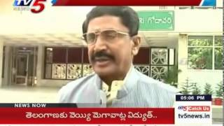 MP Murali Mohan Talks to Media over Hudhud Cyclone : TV5 News - TV5NEWSCHANNEL