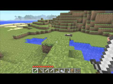CGRoverboard MINECRAFT Episode 1 Video Game Review