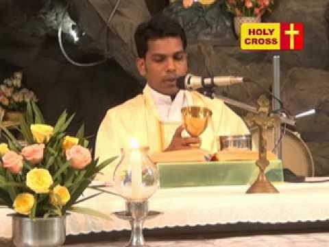 Holy Cross Tv Daily Catholic Tamil Mass-16-08-2014