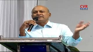 AP EX CS Ajay Kallam Fires on CM Chandrababu Naidu | CVR News - CVRNEWSOFFICIAL