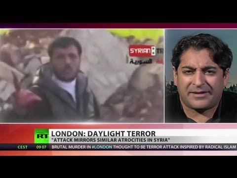 Savage Rage: 'London terror attack mirrors Syria atrocities'