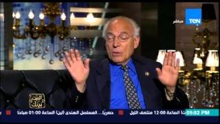 """فاروق الباز: """"قلت لو تدخلت الحكومة في هذا المشروع حتخربه"""""""