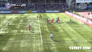 """دينامو موسكو يستعيد توازنه بعد كبوة """"الديربي"""" ضد سبارتاك .. (فيديو)"""