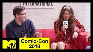 John Cena, Hailee Steinfeld & More Talk 'Bumblebee' | Comic-Con 2018 | MTV - MTV