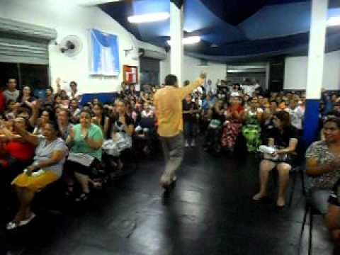 Pr Jorginho de Xerém entrega Profecia em Londrina - PR