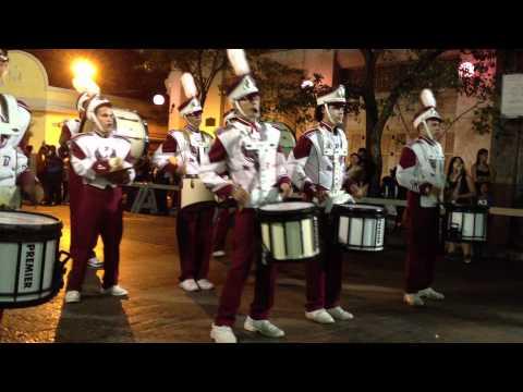 Banda Escolar de Peñuelas- Carnaval Ponceño 2012