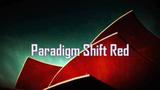 Royalty Free :Paradigm Shift Red