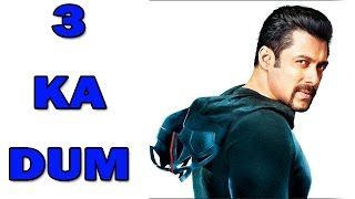 Salman Khan to handle 3 projects together! | Bollywood News - ZOOMDEKHO