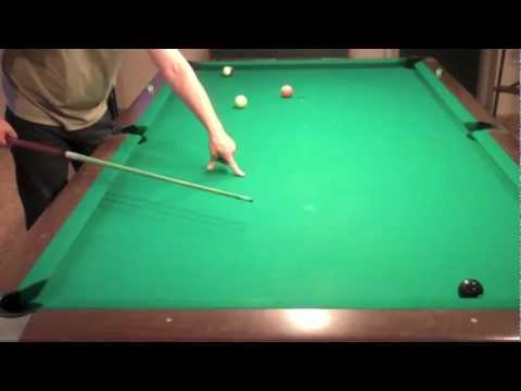 Billiard Lessons - Draw with english