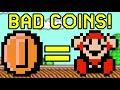 Coins Kill You! In Super Mario Bros. 3   Bad Coins Part 2