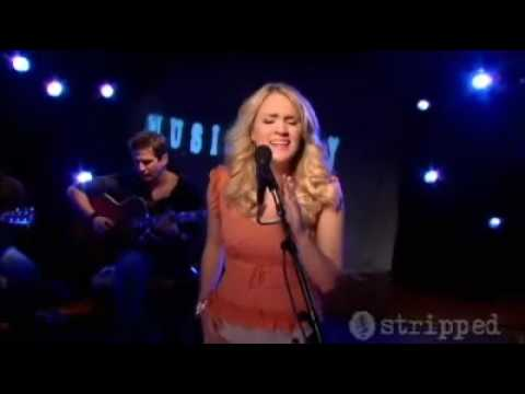 carrie underwood bless the broken road