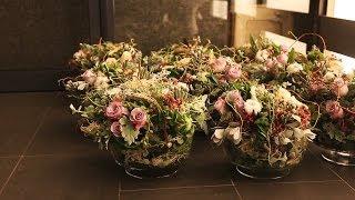 Свадебная флористика в