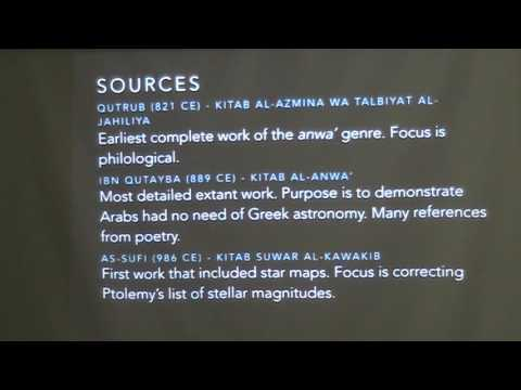 Two Deserts, One Sky: Arab Observational Astronomy and Star Lore