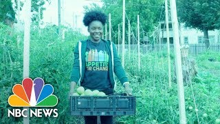 Appetite For Change: The Nonprofit Building An Oasis Inside A Food Desert | NBC News - NBCNEWS