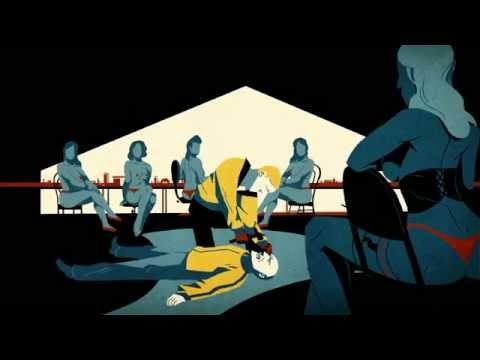Nice Animated Drive Movie Trailer 2011 (Ryan Gosling) [Tribute]