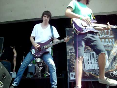 Skyscrapers Walk Among Us - Rooms @ Warped '09 3:19
