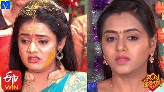 Naalugu Sthambalata Serial Promo - 3rd December 2019 - Naalugu Sthambalata Telugu Serial - MALLEMALATV