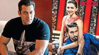 Salman Khan shares a picture from the sets of 'Bharat' | DeepVeer Ki Shaadi & more | Bollywood news - ZOOMDEKHO