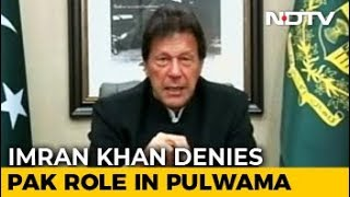 """Pak Will Retaliate If India Attacks"": Imran Khan Amid Tension Over Pulwama - NDTV"