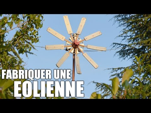 Related video - Fabriquer son eolienne ...