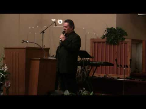 "Armond Morales performs ""You Raise Me Up"" at Central Church of God"