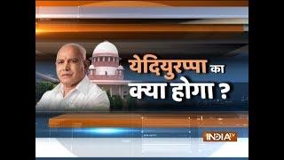 Karnataka crisis, Day 2: Supreme Court resumes hearing - INDIATV