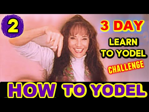 #2 How to Yodel - Beth Williams