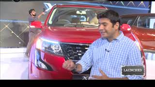 2018 Mahindra XUV 500 | Launched | Living Cars - NEWSXLIVE