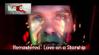 Royalty Free Remastered: Love on a Starship:Remastered: Love on a Starship