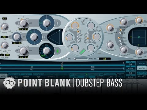 Dubstep Wobble Bass in Logic ES2 - LFO Explained