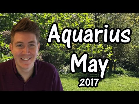 Aquarius May 2017 Horoscope | Gregory Scott Astrology