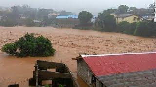 Hundreds feared dead in Sierra Leone mudslides - CNN
