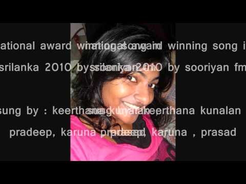 kandom kandom national award winning song  in srilanka 2010...