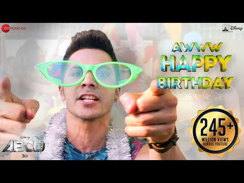 ABCD 2 - Happy B'day Song