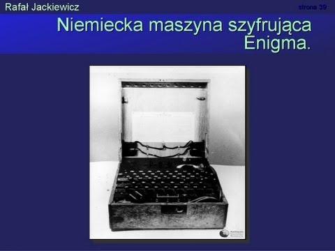 Enigma - jak działa