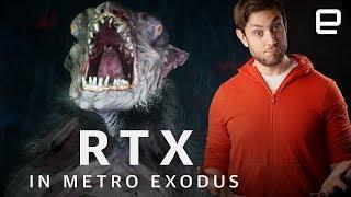 Is NVIDIA's RTX in Metro Exodus worth it? | Upscaled - ENGADGET