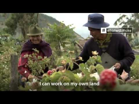 ASIATV100Net: Ecuador- What will it take to keep farmers on their land- WORLD BANK