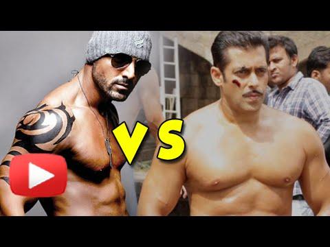 OMG! Salman Khan PUNCHES John Abraham !   GAMA Pehelwan Biopic