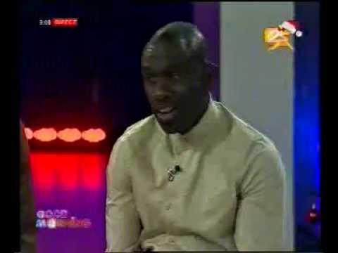 seneweb.com/Pape Diouf dans good morning de ce jeudi 18